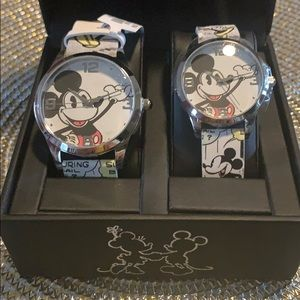 Disney Accessories - Disney Watch Set